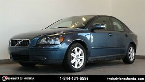 2007 Volvo S40 2.4i toit ouvrant cuir