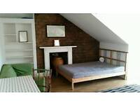 Double room to let to single female in West End home from 15.01.2017