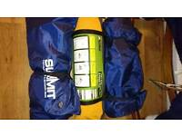 Two man tent + two blow up air beds