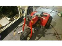Honda atc70 trike project. Not pitbike or quad.