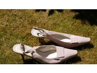 Lovely summer ladies shoes Size 40 £25.00