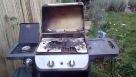 Hi got a gas barbeque for sale.