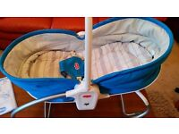 Baby Love 3-In-1 Rocker-Napper...Imported from USA...great for naps, play and a seat as baby grows
