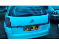 very tidy astra van 6 speed gearbox good alloys and tyres