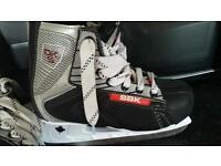 Ice hockey ice skates
