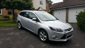 Ford Focus Estate 1.6 ZETEC TDCI 5d