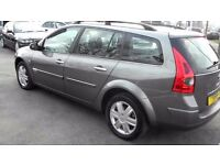 renault megane 1.6 estate breaking