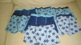 Boys boxers age 8-9, 7 pairs