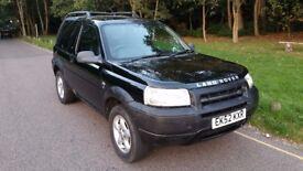 Land Rover Freelander Mk 1 - Convertible - Bluetooth - Petrol