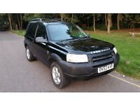 Land Rover Freelander Mk 1 - Convertible - Bluetooth - Petrol