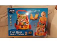 BRAND NEW Vtech First Steps Baby Walker.