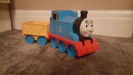 Thomas tank engine todler pull along toy
