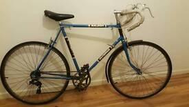 Vintage Raleigh Olympus Road Bike