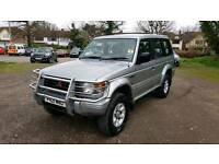 mitsubishi shogun 3.0 V6 petrol Automotic no MOT px clearance