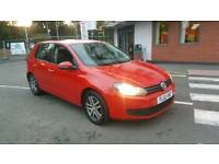 2010 VOLKSWAGEN GOLF 1.6 TDI BLUEMOTION + 1 OWNER + BARGAIN +FSH + £20 TAX