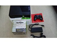 XBox 360 Slim 4GB 250GB HDD