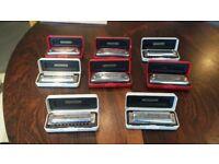 Harmonica Collection