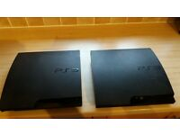 2 PS3 spares or repair