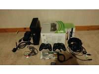 Xbox 360 250gb Slim Go Bundle. Very Good Condition. Ideal Christmas present.
