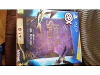 Harry potter book of spells ps3 game