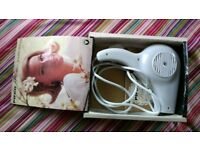 Vintage Pifco Hair Drier in original box in excellent condition for age. suit collector.