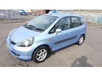 2004 Honda Jazz SE 5 Door 1.4 Petrol 6 Month MOT Full Service History Immaculate Condition..