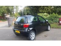 TOYOTA YARIS AUTOMATIC, 2005, 61K MILES, HPI CLEAR, 1 YEAR MOT, DELIVERY AVAILABLE, FULLY AUTO