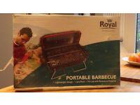 """""""Royal"""" Portable BBQ - Butane or Propane"""