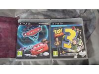 ps3 games toy story 3 or cars 2