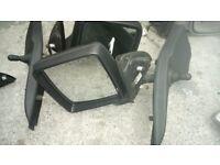 Vauxhall combo wing mirrors