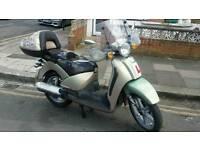 Aprilia 125cc 125 scooter