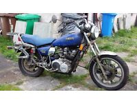 """""""Classic"""" 1980 Yamaha XS850SG Special - Restoration Project"""