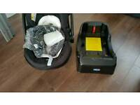 Chicco car seat and Base brand new