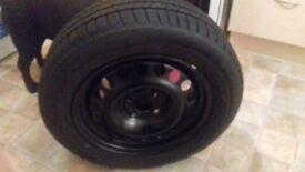 brand new tyre wheel for car