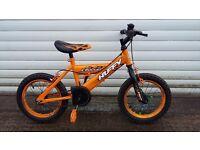 """Huffy inferno 14"""" boys bike"""