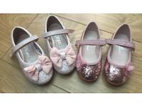 Baby Girl Shoes BRAND NEW 2 for £5