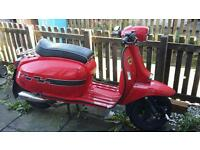 Scomadi 125 TL Scooter