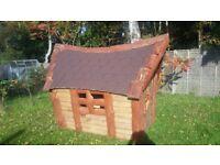New playhouse