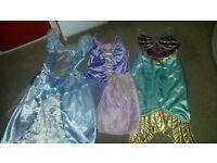 3-4 fancy dress costume bundle