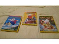 Stuart little 1,2 and 3 dvds