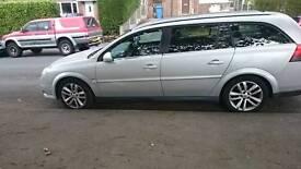 Vauxhall vectra sri diesel