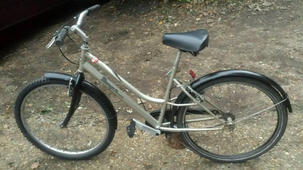 Ladies town bike EX CENTRE-PARCS BIKE( Fixed single speed)