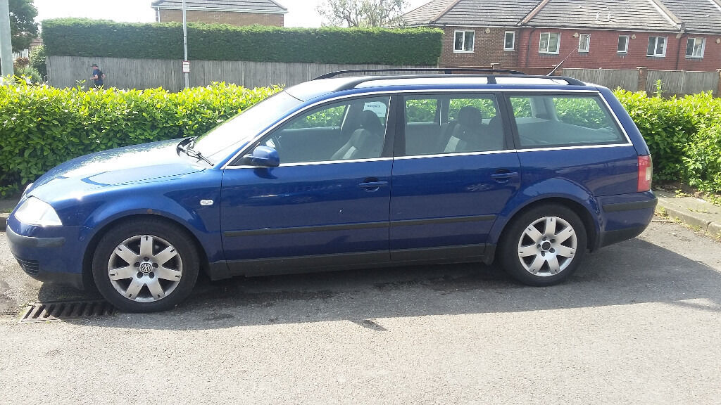 VW Passat Estate 130 Sport TDI. Tow bar, Climate Control, Cruise ...