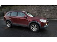 2008 CHEVROLET CAPTIVA LT 5S VCDI-2.0 DIESEL-4×4-CHEAP!(not Vauxhall Antrara,Volvo,Ford,Jeep,VW)