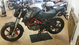NEW KSR Moto GRS 125 Grey