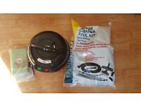 used Henry Vacuum Cleaner 1 speed new 3 Metre Hose new Brushes new Rods Kit 10 Bags new