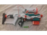 Nerf Tri Strike & Missile Launcher