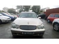 Mercedes C220 CDI Elegance SE Automatic Auto Silver Diesel Estate