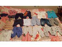 Baby boys 0-3 bundle