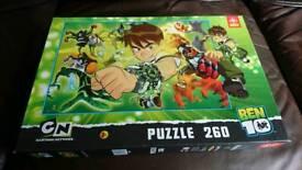 Ben Ten jigsaw puzzle